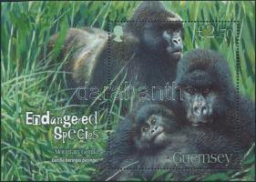 Endangered animals block, Veszélyeztetett állatok blokk
