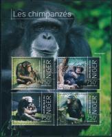 2013 Csimpánz kisív Mi 2575 -2578