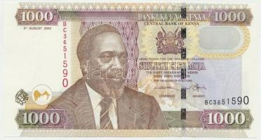 Kenya 2004. 1000Sh T:II Kenya 2004. 1000 Shilling C:XF Krause 45