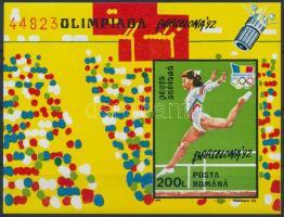 Summer Olympics, Barcelona block, Nyári Olimpia, Barcelona blokk
