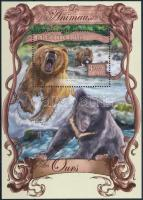 Bear block, Medve blokk