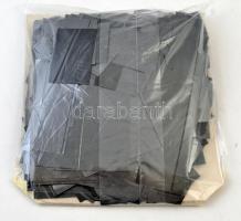 ~390 gramm Abria fekete filacsík, feldarabolva, klf méretben