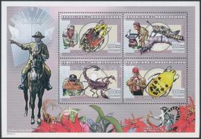 1999 Cserkész kisív 2350-2353
