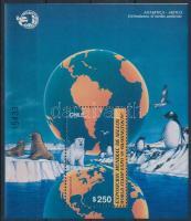 International Stamp Exhibition, Washington block, Nemzetközi Bélyegkiállítás, Washington blokk