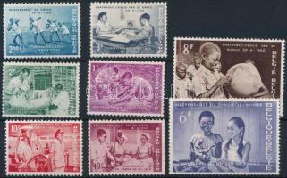 Independent Congo set, Független Kongó sor