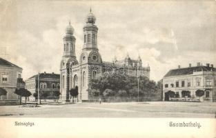 Szombathely, Zsinagóga, Divald Károly (EK)