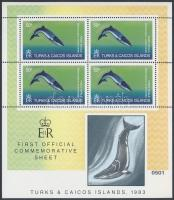 1983 Bálna kisív Mi 634