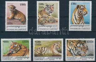 Tiger set, Tigris sor