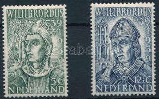 Willibrord's 1200th death anniversary set, Willibrord halálának 1200. évfordulója sor