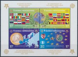 50th anniversary of Europa CEPT block, 50 éves az Europa CEPT blokk