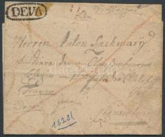 1828 Franco ,,DEVA
