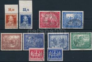 1947-1948 5 klf sor 1947-1948 5 sets