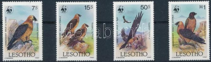 WWF Bearded vulture set, WWF Szakállas saskeselyű sor