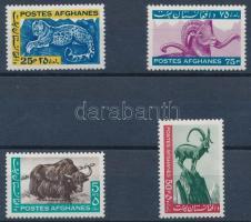 1964 Állatvilág sor Mi 915-918