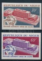 1970 UPU vágott sor Mi 253-254