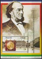 Louis Breguet block, 100 éve született Louis Breguet blokk