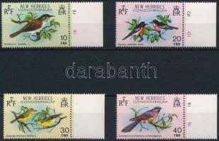 Madár ívszéli sor Birds margin set