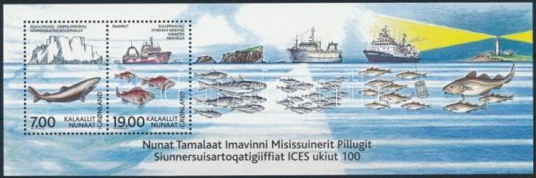 International Council for the Exploration of the Sea block, Nemzetközi Tengerkutatási Tanács blokk