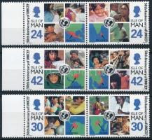 1996 UNICEF 3 pár Mi 695-700