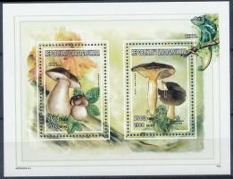 1998 Gombák kisív Mi 1997-1998 A
