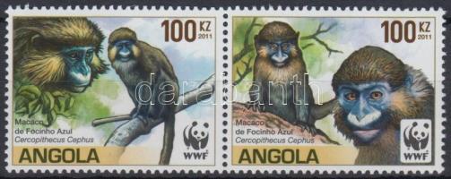 2011 WWF: Majom pár Mi 1860-1861