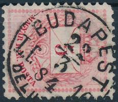 BUDAPEST / Lf. 10 / DÉLU(TÁN)