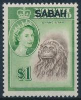 Sabah 1964 Mi 13