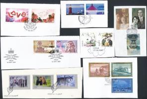 2003-2008 9 klf sor kivágáson alkalmi bélyegzéssel