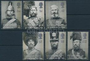 2004 A Krimi háború 150. évfordulója sor Mi 2246-2251