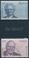 2003 Nobel-díjasok sor Mi 1482-1483