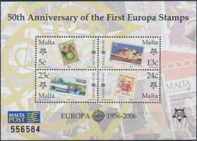 2006 50 éves a CEPT blokk Mi 32