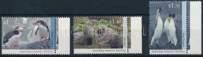 Az Antarktisz állatai Antarctic animals