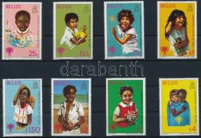 International Children's Year set, Nemzetközi Gyermekév sor