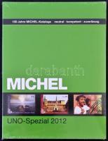 Michel ENSZ speciál katalógus 2012 új állapotban