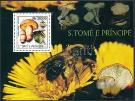 Mushroom and insect block, Gomba és rovar blokk