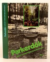 Parkerdők Magyarországon. Szerkesztette Mészöly Győző. Budapest, 1981, Natura. Kiadói kemény papírkötés.