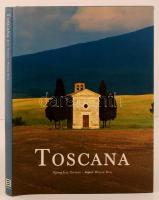 Jean Taverne-Wojtek Buss: Toscana. Fordította Till Katalin. Budapest, 1999, Vincze Kiadó. Kiadói kemény papírkötés, kiadói papírborítóban.