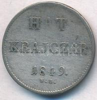 1849NB 6kr Ag T:3 Adamo B3