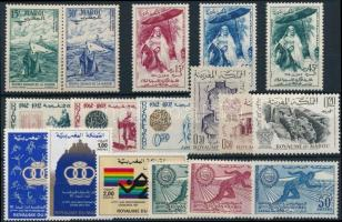 1954-1983 17 stamps 1954-1983 17 klf bélyeg