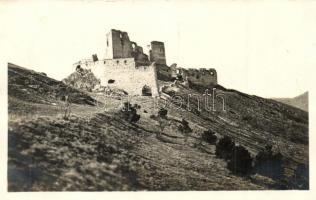 Csejte, Cachtice; Báthory várrom / castle ruin