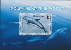 2008 Delfin blokk Mi 125
