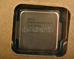 Intel Pentium Processzor G3220 3GHz 2 magos 3Mb cache Socket 1150, eredeti gyári hűtővel. Bővebben: http://ark.intel.com/products/77773/Intel-Pentium-Processor-G3220-3M-Cache-3_00-GHz