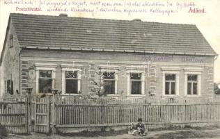 Ádánd, Postahivatal