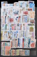 Skandinávia gyűjtemény 4 közepes berakóban, nagyon tartzalmas tartalmas, nagy mennyiségű anyag, közte néhány egyéb ország / Scandinavia collection in 4 medium size stockbooks, interesting material with some other countries