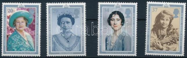1990 Anya királynő sor Mi 1275-1278