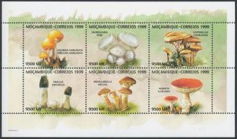 1999 Gombák kisív 1489 A-1494 A