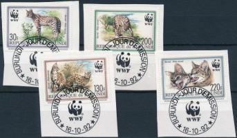 WWF: Szervál sor, WWF: Serval set