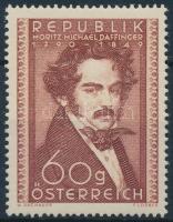 Moritz Daffinger, Moritz Daffinger
