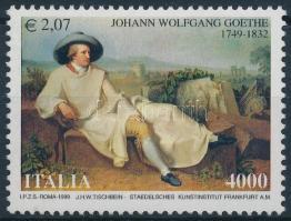 Johann Wolfgang von Goethe, Johann Wolfgang von Goethe