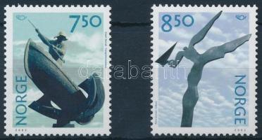 2002 20. századi művészet sor Mi 1430-1431